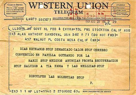 telegrama de renuncia correo argentino taringa ejemplo de un telegrama pin modelo de telegrama ley 23298