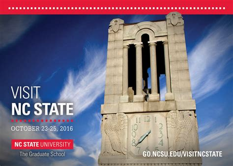 Nc State Mba App by Visit Nc State Program The Graduate School Nc State