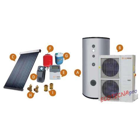 pompe di calore per riscaldamento a pavimento pannelli solari riscaldamento pompa di calore 9 kw e