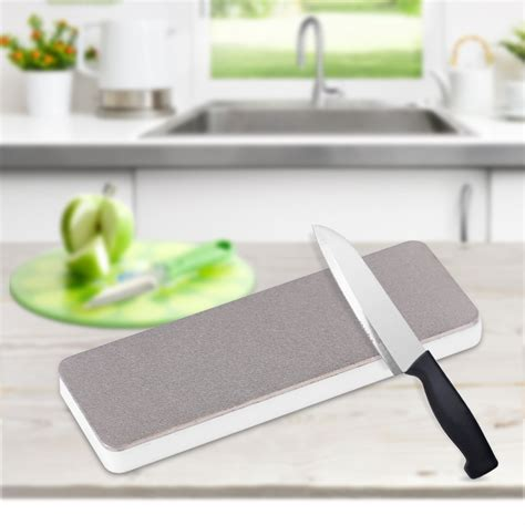 whetstone for kitchen knives 2018 small side ceramic bench whetstone kitchen knife sharpen ob 8667332590696