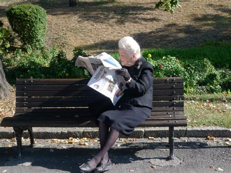 park bench position free images man read person wall monument newspaper