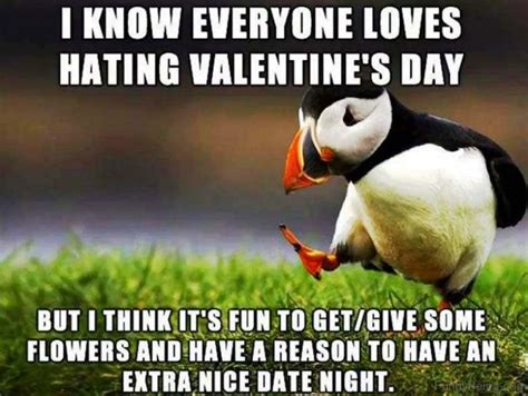 hating valentines day 65 best valentines day memes for you