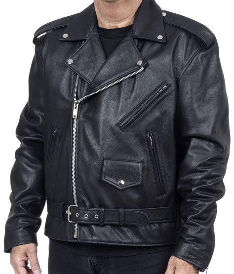 big and tall motocross excelled men s big and tall classic motorcycle jacket