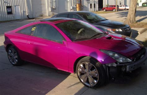 pink paint colors car pictures car