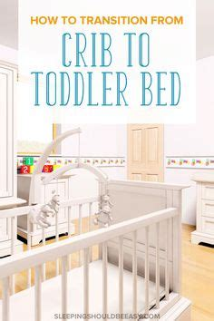 switching from crib to bed tips for switching to a toddler bed