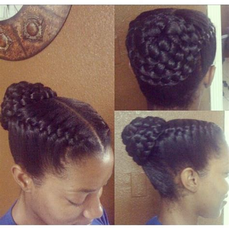protective styles for fine natural hair simple protective style my hair my outfits wish list