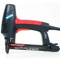 salco electric staple gun fro upholstery diy for the