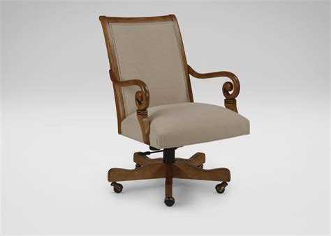 ethan allen desk chair the detailed feature of ethan allen office furniture