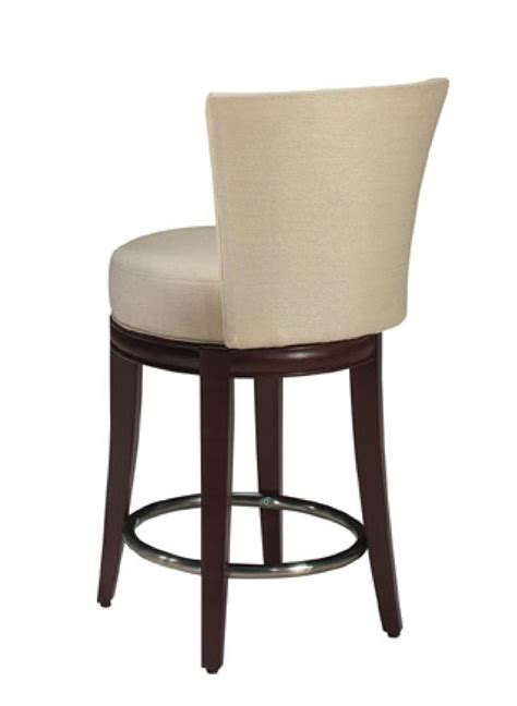 Counter Height Swivel Bar Stool Bar Height Swivel Stools With Backs Chairs Seating