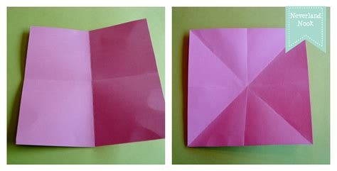 Make A Butterfly With Paper - craftionary