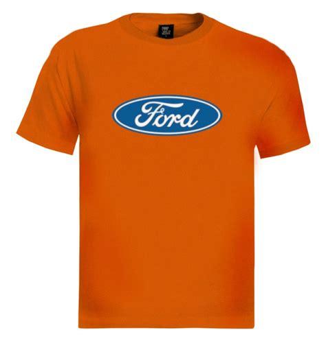 shirt design logo maker ford t shirt car maker licensed sign logo ebay