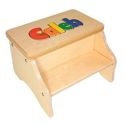 Personalized Puzzle Stools For Toddlers by 62 Personalized Puzzle Step Stool Birthday Gifts For