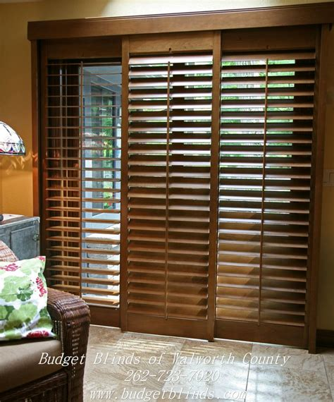 Window Coverings For Patio Doors by 25 Best Ideas About Patio Door Coverings On