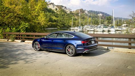 Audi S5 Sportback Test by 2018 Audi S5 Sportback Test Drive Review