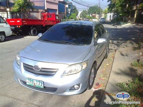 toyota corolla manual 2008 for sale carsinphilippines com 11469