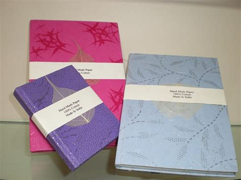Handmade Paper Diaries - handmade paper diaries on pantone canvas gallery