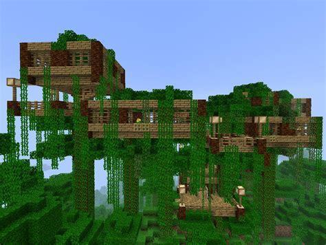 minecraft tree houses jungle tree tree houses and minecraft on pinterest