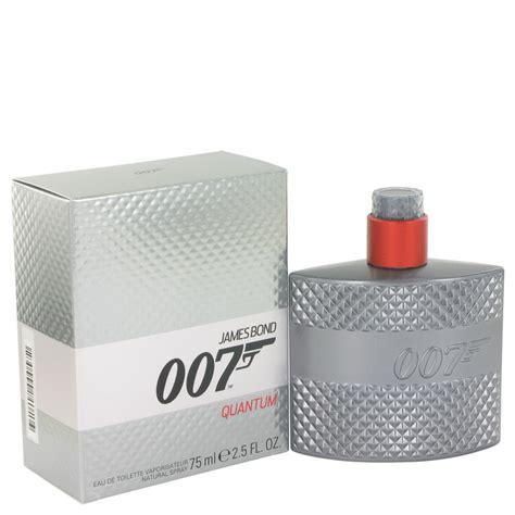 parfum 007 quantum bond eau de toilette 75ml mister parfum