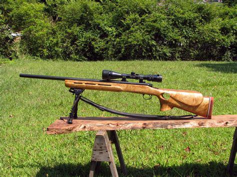 laminated rifle stock using maple walnut cherry by