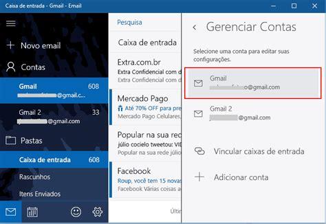 tutorial for windows 10 mail como remover uma conta no aplicativo email do windows 10
