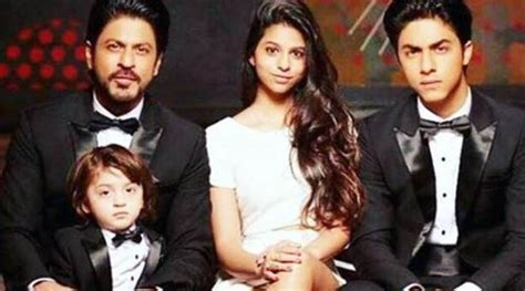 Srk House by Shah Rukh Khan Aryan Wants To Be Bigger Than Me Suhana
