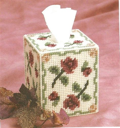 pattern for small kleenex holder 22 best tissue box cover plastic canvas patterns images on