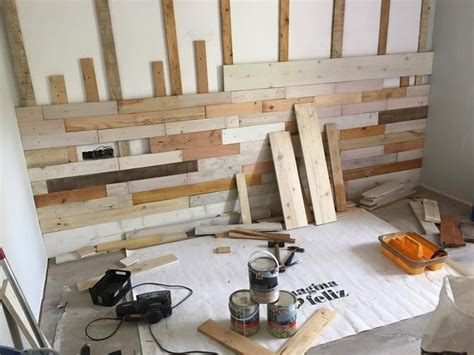 Wood Diy Wall