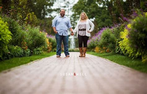 Susan & Will   Engagement At Longwood Gardens In Kennett Square, PA » Jon Athans Photography