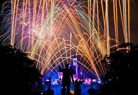 carthay circle restaurant fireworks view disney tourist blog