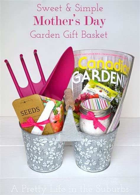 Gardening Gift Ideas For 20 Creative Gifts For Garden 2017