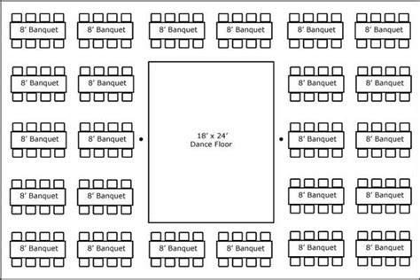 banquet table layout generator 40 x 60 w banquet tables dance floor super stuff