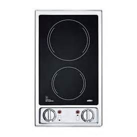 electric cooktop 2 burner ceramic glass commercial appliances gas electric ranges summit