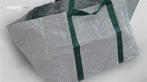 ikea frakta bags ikea is redesigning its familiar blue tote bag aol finance