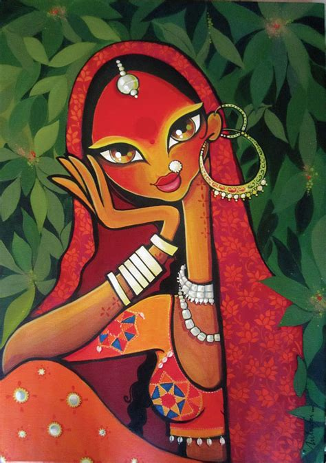 indian painting pictures illustration artist in india website of illustration