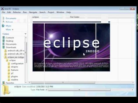 download themes android eclipse eclipse android sdk and adt download and install youtube