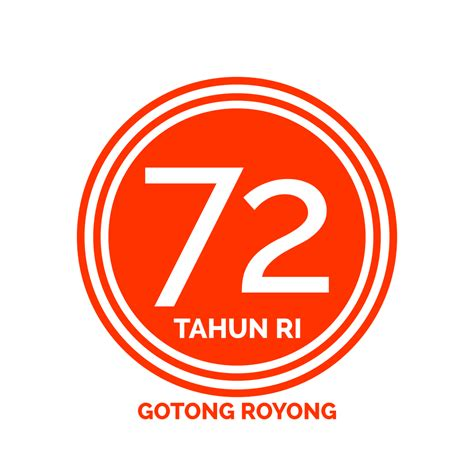 Pp Hut Ri Ke 72 logo prekursor hut ri ke 72 kaskus