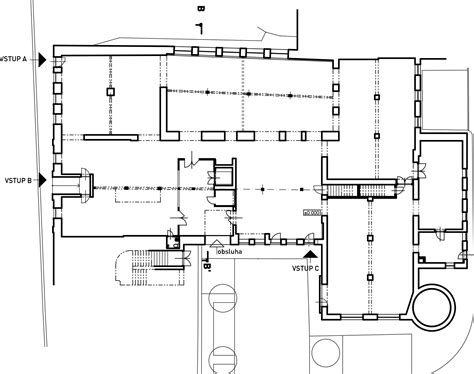 factory floor plan gallery of factory no 8 ok plan architects 11