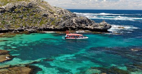 boat tour perth rottnest island day trip by ferry adventure boat tour