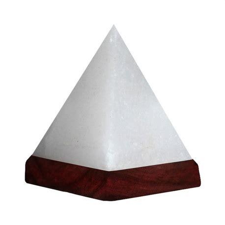 himalayan salt l pyramid white himalayan rock salt usb pyramid l multicolor