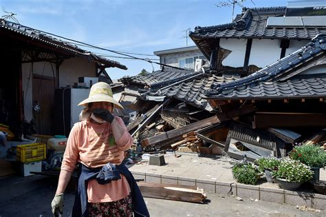 earthquake japan see the devastation caused by the recent earthquakes in japan
