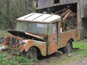 ranch land rover abandoned land rover wood s farm 169 oast house archive