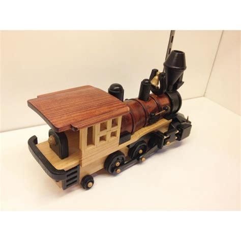 Handmade Steam Engine - cheap handmade wooden home decorative novel vintage steam