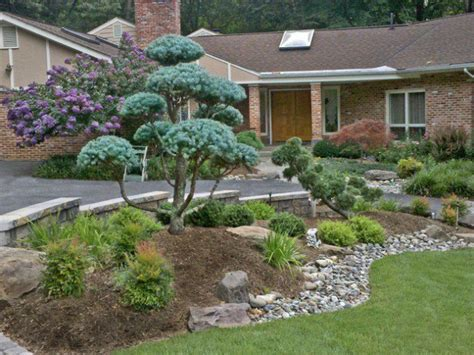 18 beautiful landscape designs with rocks stones