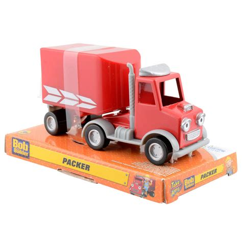 Diecast Truck Metal Builder packer bob the builder diecast metal collectible tv