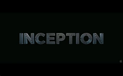 film with up in title inception 2010 christopher nolan movie title cards