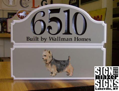 dog house sign dog house sign signblazersigns