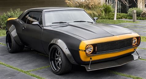 Transformers 1967 Camaro by Bumblebee Chevrolet Camaro Ss Up For Auction