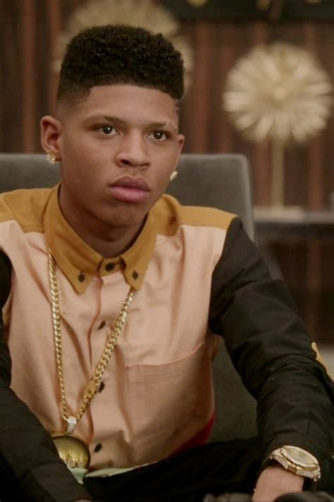 hakeem from empire hair pictures of hakeem lyon hairstyle gallery