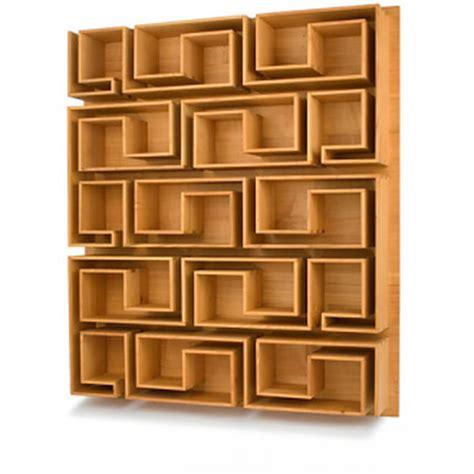 Wood Cd Shelf by Woodloops Casa C D Shelf