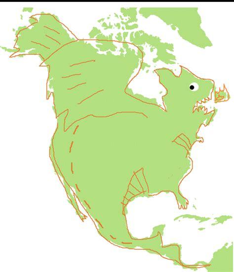 north american dragon north america fat dragon the poke